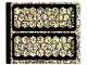 Part No: 6456stk01  Name: Sticker for Set 6456 - Sheet 1, Solar Array Silver Hologram (72547/4116783)