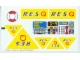 Part No: 6479stk01  Name: Sticker for Set 6479 - (71633/4113894)