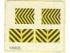 Part No: 6647stk01  Name: Sticker for Set 6647 - (199025)