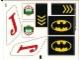 Part No: 6863stk01  Name: Sticker for Set 6863 - (75011/4659239)