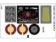 Part No: 75043stk01  Name: Sticker for Set 75043 - (16340/6058327)