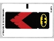 Part No: 76011stk01b  Name: Sticker for Set 76011 - North American Version - (18002/6078415)