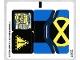 Part No: 76022stk01a  Name: Sticker for Set 76022 - International Version - (17683/6075048)