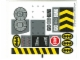 Part No: 7781stk01  Name: Sticker for Set 7781 - (56710/4297013)
