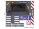 Part No: 8198stk01  Name: Sticker for Set 8198 - Sheet 1 (88161/4566055)