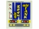 Part No: 8439stk01  Name: Sticker for Set 8439 - (71468/4106752)