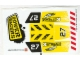 Part No: 8490stk01  Name: Sticker for Set 8490 - (61623/4518919)