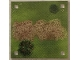 Part No: 853842cdb02  Name: Paper, Playmat Park, Double-Sided, Grass with Sand/Grass with Parkway (853842)