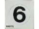 Part No: 8842stk01  Name: Sticker for Set 8842 - (190775)