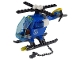 Part No: spa0003  Name: Police Helicopter - Set 10751