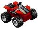 Part No: spa0004  Name: All-Terrain Vehicle (ATV) - Set 10751