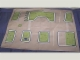Part No: tplan01  Name: Town Plan Board, Plastic Small Soft (60cm x 79 1/2cm) - Sets 200 / 1200