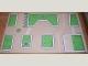 Part No: tplan02  Name: Town Plan Board, Masonite (53 1/2cm x 80cm) - Sets 200A / 1200A / 200M