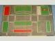 Part No: tplan06  Name: Town Plan Board, Cardboard European Right-Driving (50 1/2cm x 79 1/2cm) - Set 200-4