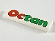 Part No: 2431px9  Name: Tile 1 x 4 with Octan Pattern