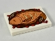 Part No: 26603pb030  Name: Tile 2 x 3 with Traditional Chinese Steamed Fish Pattern