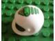 Part No: 2715pb01  Name: Technic, Figure Accessory Helmet with Green Viper Pattern - Set 8255