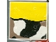 Part No: 2756pb002  Name: Duplo Tile 2 x 2 x 1 with Goat Mosaic Picture 02 Pattern (Set 1078)