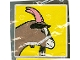 Part No: 2756pb015  Name: Duplo Tile 2 x 2 x 1 with Goat Mosaic Picture 15 Pattern (Set 1078)