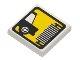 Part No: 3068bpb0032  Name: Tile 2 x 2 with Car Wash Brush Pattern