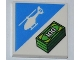 Part No: 3068bpb0467  Name: Tile 2 x 2 with Groove with Helicopter and Stack of 100 Dollar Bills Money Pattern