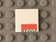 Part No: 3068bpb0795  Name: Tile 2 x 2 with LEGO Logo Upper Half Pattern