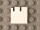 Part No: 3068bpb0806  Name: Tile 2 x 2 with Black 'HT' Upper Half Pattern