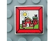 Part No: 3068bpx72  Name: Tile 2 x 2 with Fabuland House In Frame Pattern