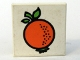 Part No: 3068pb04  Name: Tile 2 x 2 with Fabuland Orange Pattern