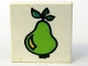 Part No: 3068pb05  Name: Tile 2 x 2 with Fabuland Pear Pattern
