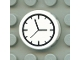 Part No: 4150px1  Name: Tile, Round 2 x 2 with Clock Pattern