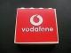 Part No: 4215bpb24  Name: Panel 1 x 4 x 3 with Vodafone Logo Pattern (Sticker) - Set 8672