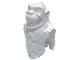 Part No: 43895  Name: Creature Head and Torso - Yeti