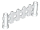 Part No: 6497  Name: Duplo Fence 1 x 6 x 2 Paled (Picket)
