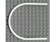 Part No: ScalaShowerRod  Name: Scala Shower Curtain Rod