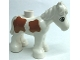Part No: horse03c01pb02  Name: Duplo Horse Foal with Large Spots