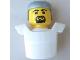 Part No: mcsport4  Name: Sports Promo Figure Head Torso Assembly McDonald's Set 4 (7919)