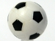 Part No: x45pb03  Name: Sports Soccer Ball with Standard Pattern