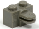 Part No: 30014  Name: Arm Holder Brick 1 x 2 with 2 Horizontal Fingers