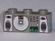 Part No: 3622pb002  Name: Brick 1 x 3 with Radio and CD Player Pattern