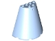 Part No: 47543  Name: Cone Half 8 x 4 x 6