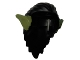 Part No: 10066pb02  Name: Minifigure, Hair Orc with Olive Green Ears Pattern