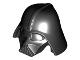 Part No: 19916  Name: Minifigure, Headgear Helmet SW Darth Vader Type 2 Top