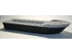 Part No: 23997c01  Name: Boat Hull Unitary 41 x 12 x 5 with Light Bluish Gray Top