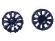Part No: 24308b  Name: Wheel Cover 10 Spoke Y Shape - for Wheel 18976