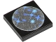 Part No: 3068bpb0045  Name: Tile 2 x 2 with Stars Hologram Pattern (Sticker) - Exploriens Sets