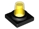 Part No: 41195c02  Name: Duplo Revolving-Style Safety Light Base with Trans-Yellow Light