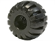 Part No: 4288  Name: Wheel Full Rubber Balloon with Axle hole