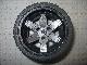 Part No: 44772c01  Name: Wheel 56mm D. x 34mm Technic Racing Medium, 3 Pin Holes with Black Tire 68.8 x 36 ZR (44772 / 44771)