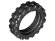 Part No: 50861  Name: Tire 21mm D. x 6mm City Motorcycle